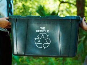 we recycle bin