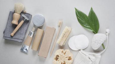 zero waste bathroom products