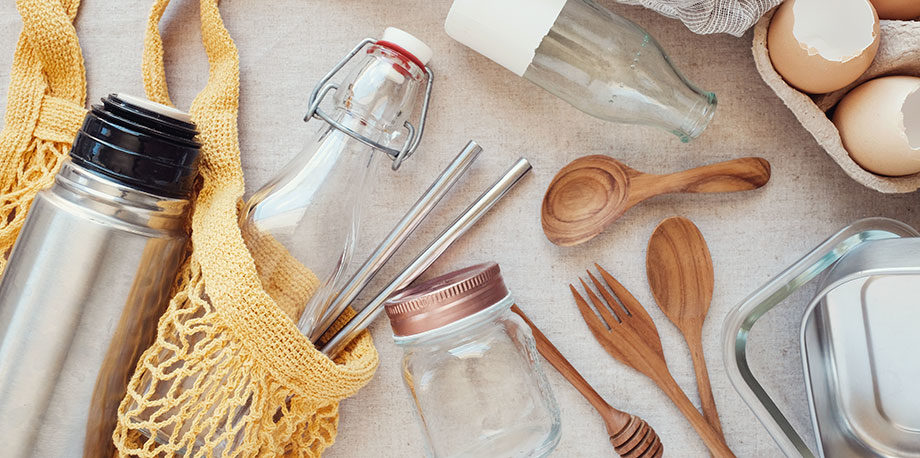 5 MUST-HAVE NATURAL ECO-FRIENDLY PRODUCTS