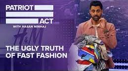 the ugly truth about fast fashion environmental films poster