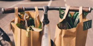 low waste shopping