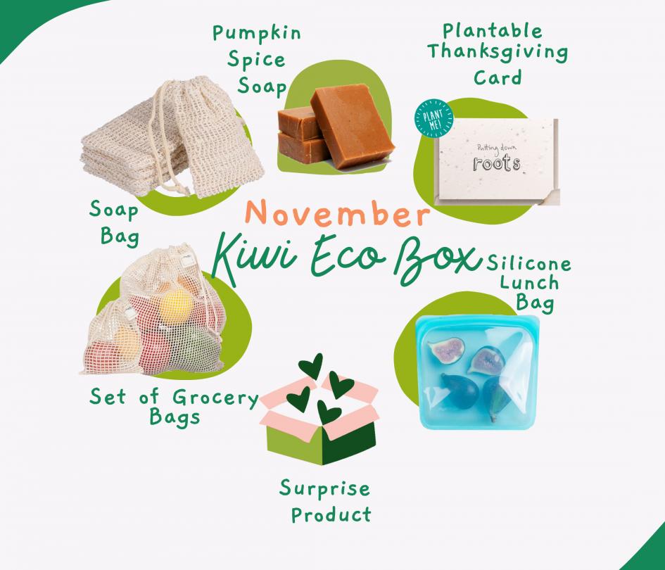 November kiwi eco box